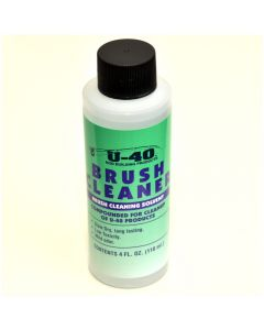 U40 - Brush Cleaner